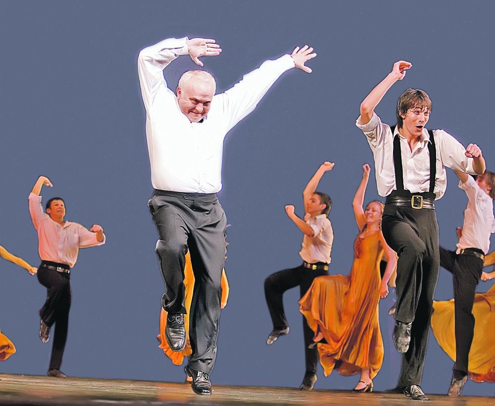 Валентин Елизарьев: На столе появился армянский коньяк, и Хачатурян согласился переписать балет