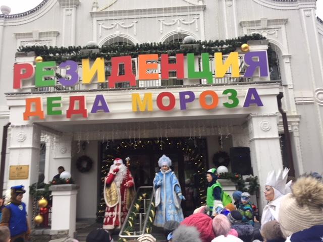 Исследуем Гродно: замки, храмы, Дед Мороз и «свадьба Ягайло» на десерт