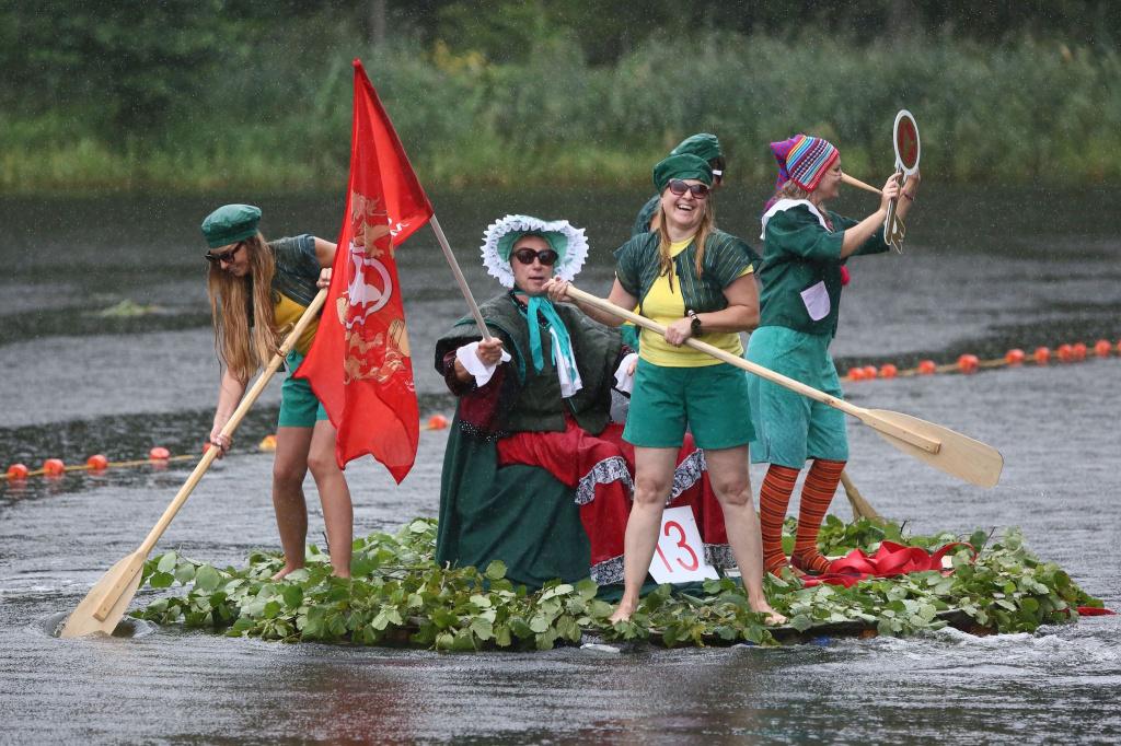 Пять причин увидеть Беларусь с воды